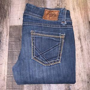 BKE buckle Stella skinny blue jeans